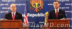 Америка планирует поддерживать демократию в Молдове