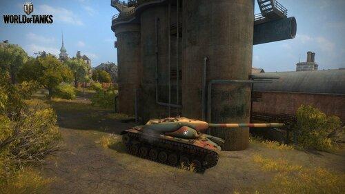 Тяжелый танк 10 уровня - Т57 (США)