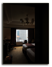 Малайзия. Куала-Лумпур. Shangri-La Hotel, Kuala Lumpur. Premier room