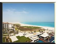 ОАЭ. Абу Даби. The St. Regis Saadiyat Island Resort Abu Dhabi Exterior