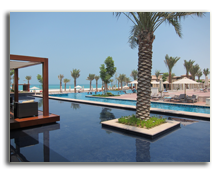 ОАЭ. Абу Даби. The St. Regis Saadiyat Island Resort Abu Dhabi