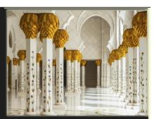ОАЭ. Абу Даби. Мечеть шейха Заеда. Фото Cristian Zamfir - shutterstock