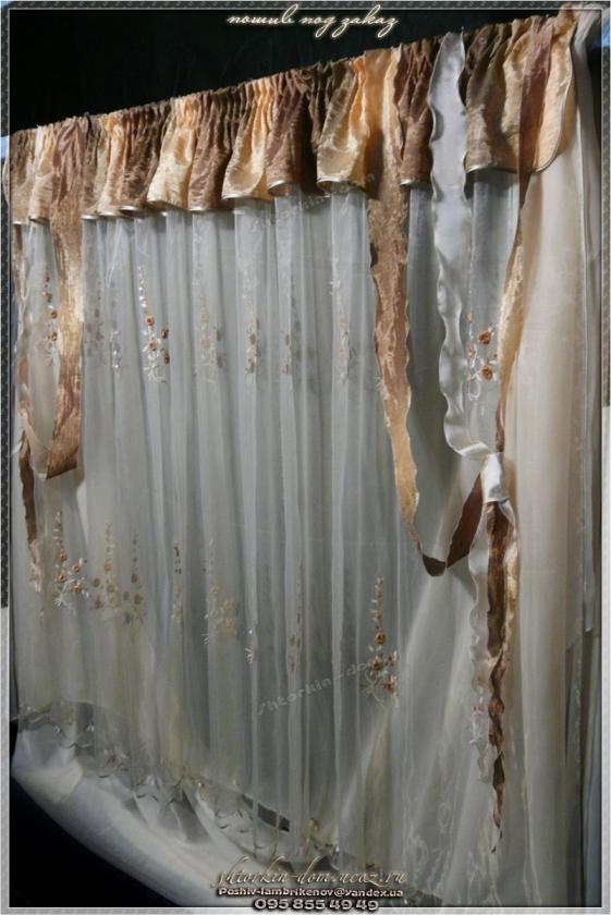 шторы готовые
