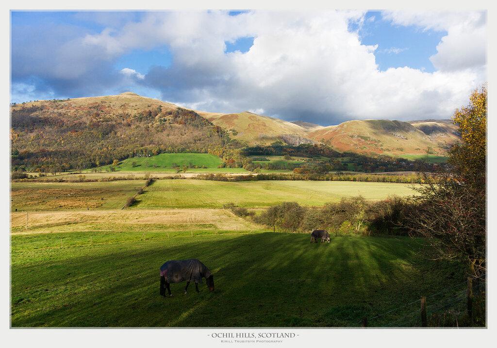 Фотопутешествие по Шотландии