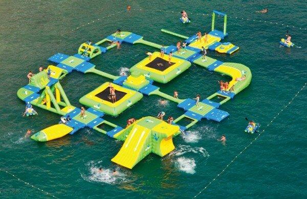 Надувной аквапарк Sports Park 60
