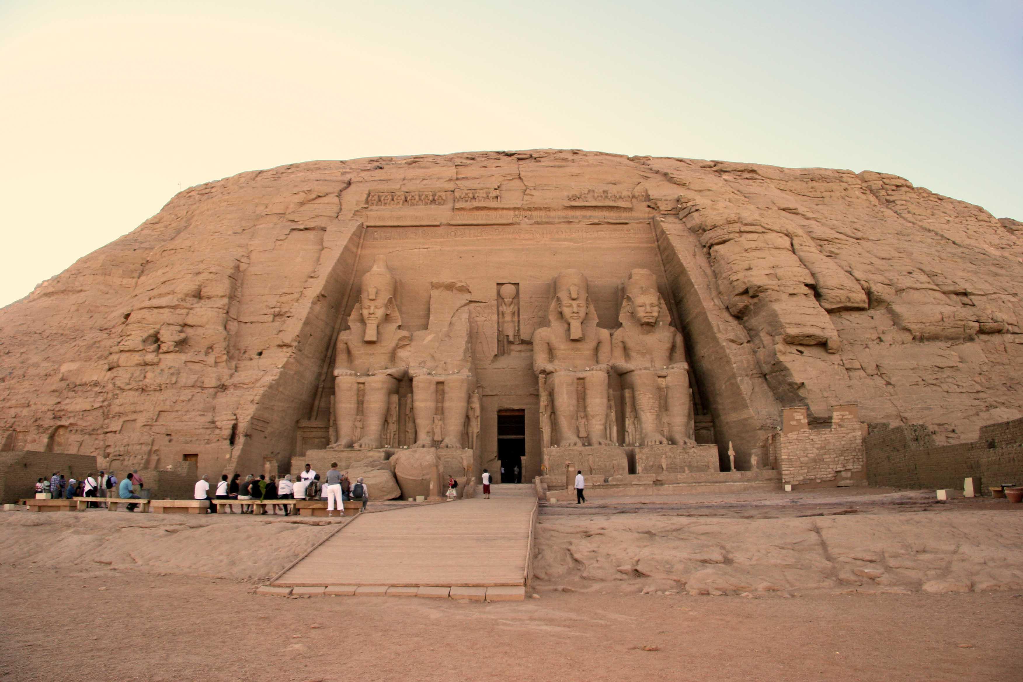 Abu Simbel, Near Aswan, Egypt  № 2245507 бесплатно