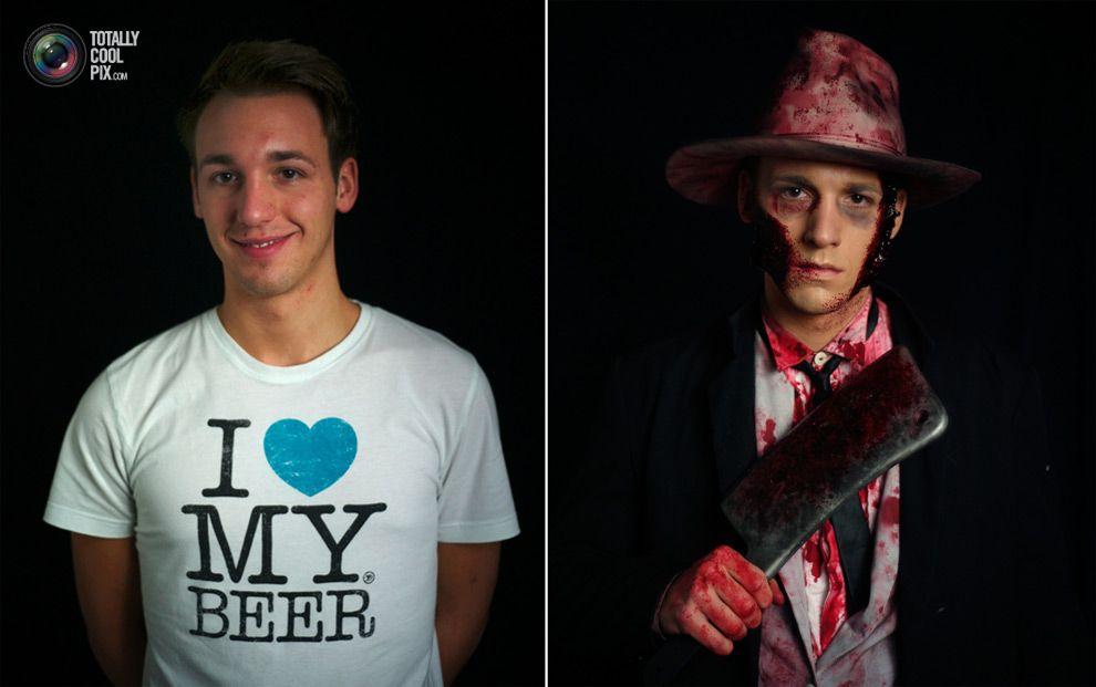 Лучшие костюмы на Хэллоуин по-немецки