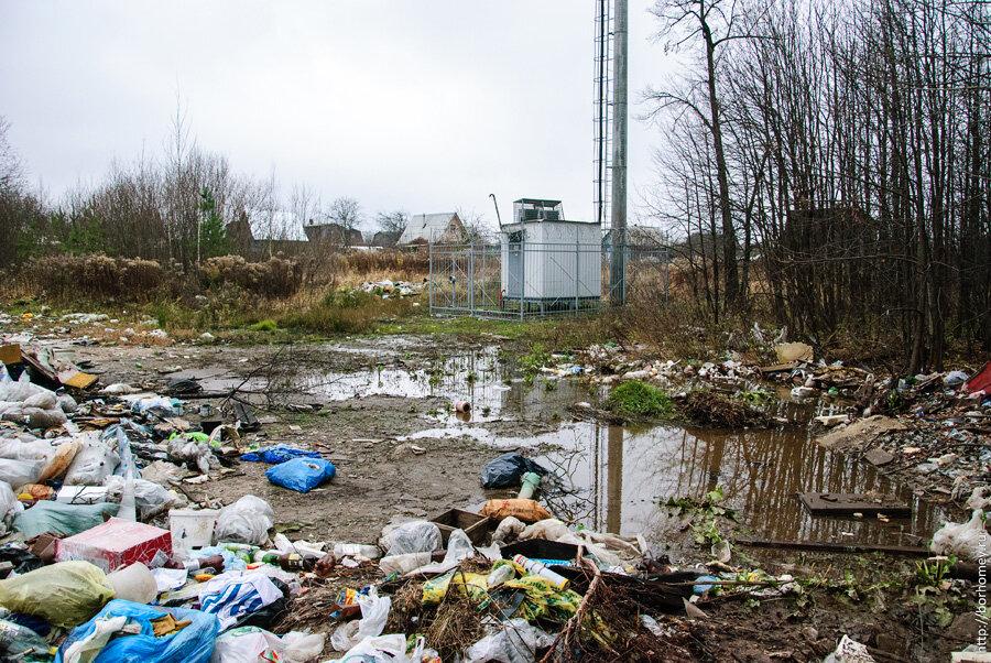 саров вывоз мусора