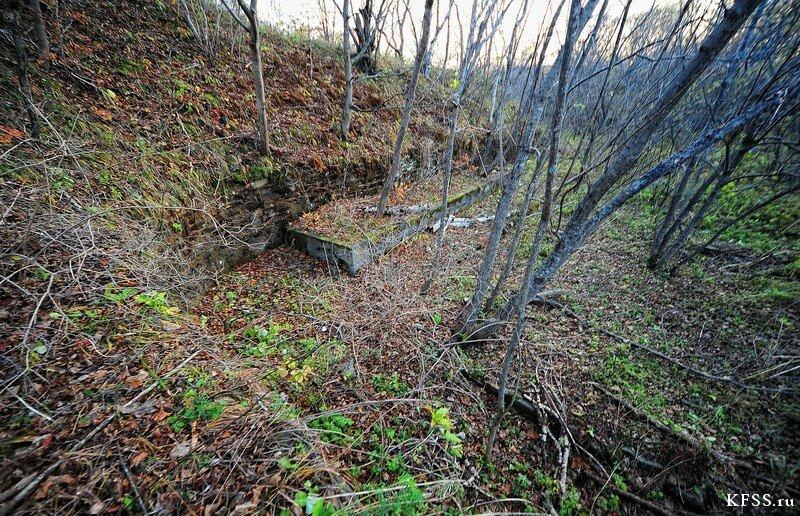 Форт №12 Владивостокской крепости kfss недостроенная центральная казарма