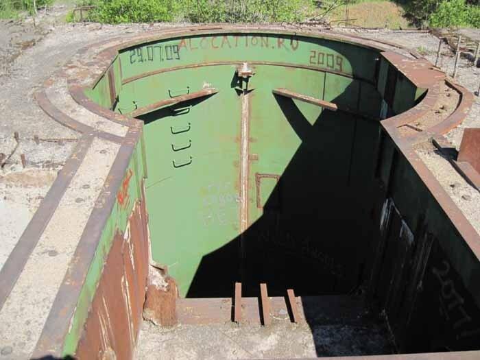 Вороново, заброшенный бункер