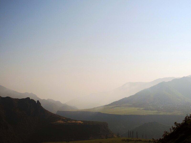 Алаверди, каньон реки Дебед