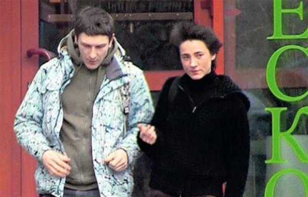 Земфира с Андреем Гагаузом