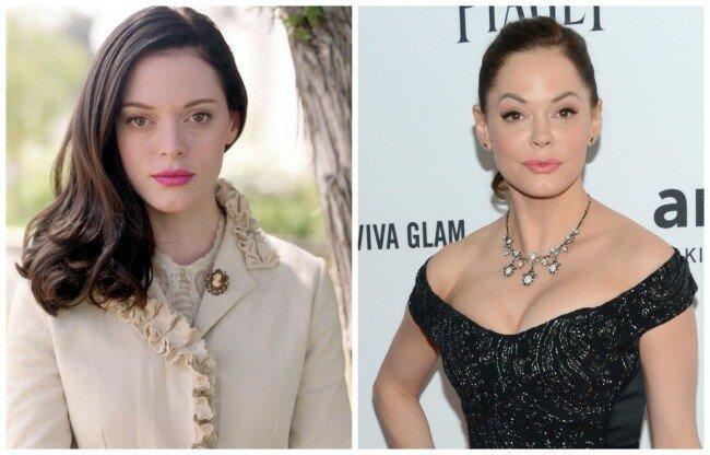 Сильно повзрослевшие актрисы и актеры из сериалов нашей молодости
