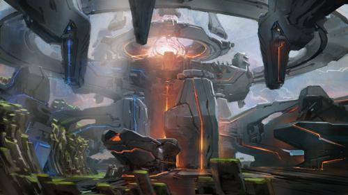 Halo 5 Предвестник [Harbinger]