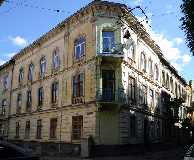 ул. Глибова, дом 6