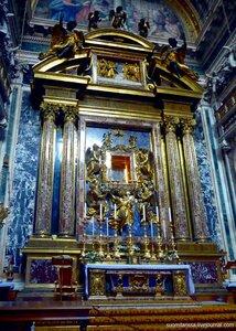 Рим. Собор Санта Мария Маджоре.