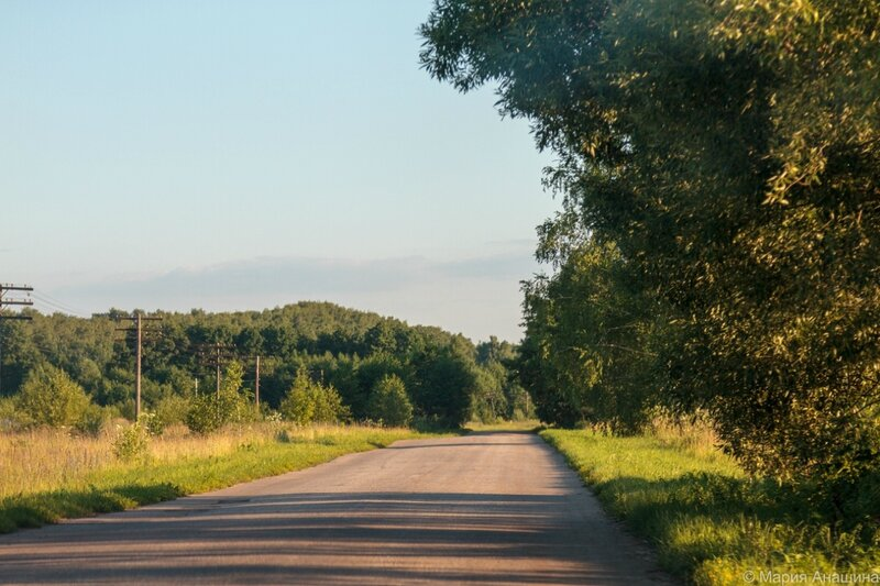 Местная дорога