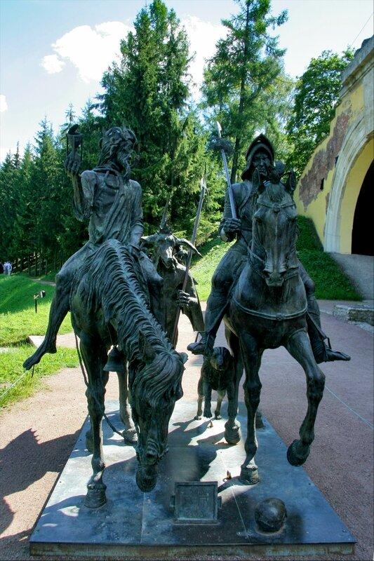 Александр Таратынов, Рыцарь, Смерть и Дьявол