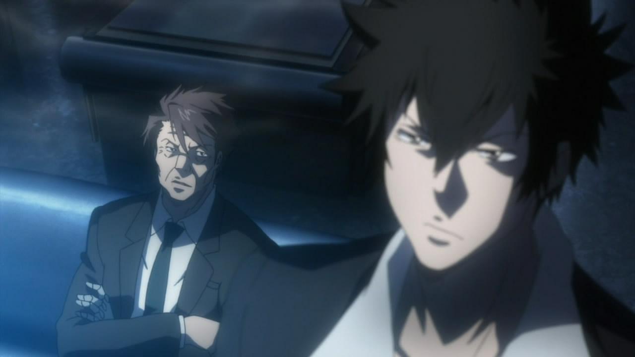 Psycho-Pass ,Katekyo Hitman Reborn!, Noitamina, аниме 2012, осень 2012, экшен, Реборн, Акира Амано, рецензия аниме, первый взгляд