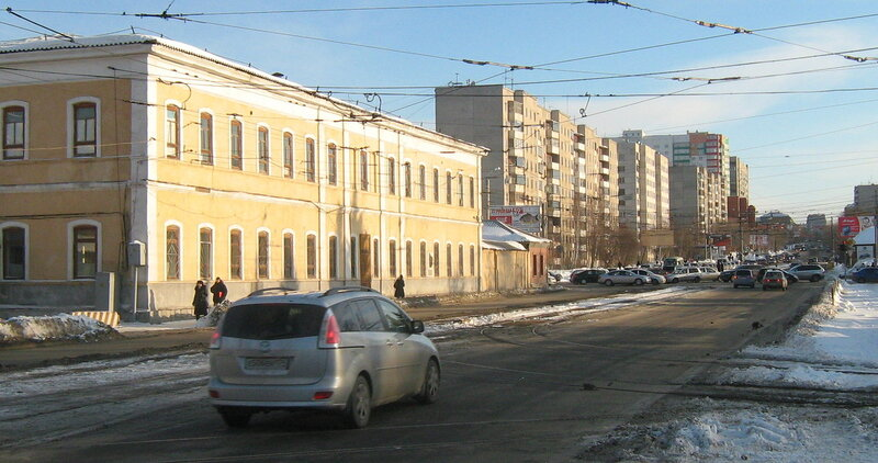 Военный госпиталь (Челябинск)