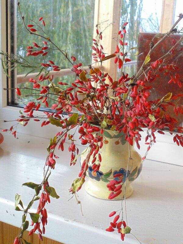 Осенние подарки из райского садика