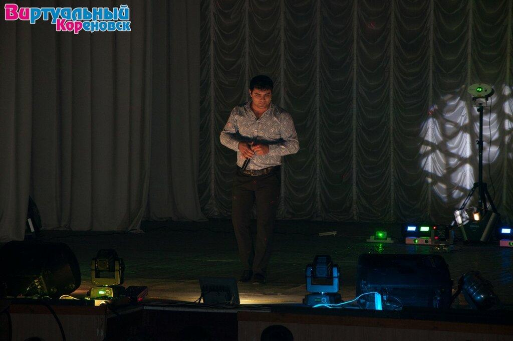 Мурат Тхагалегов, IDAR и Азамат Пхешхов в Кореновске 30 ноября 2012 года. Фото