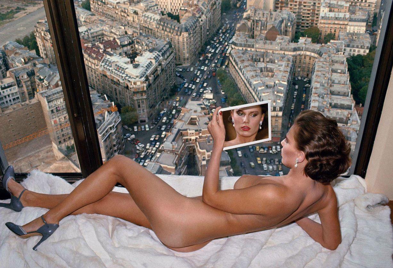 фотограф Helmut Newton / Эротика в Vogue, Россия спецвыпуск ноябрь 2012