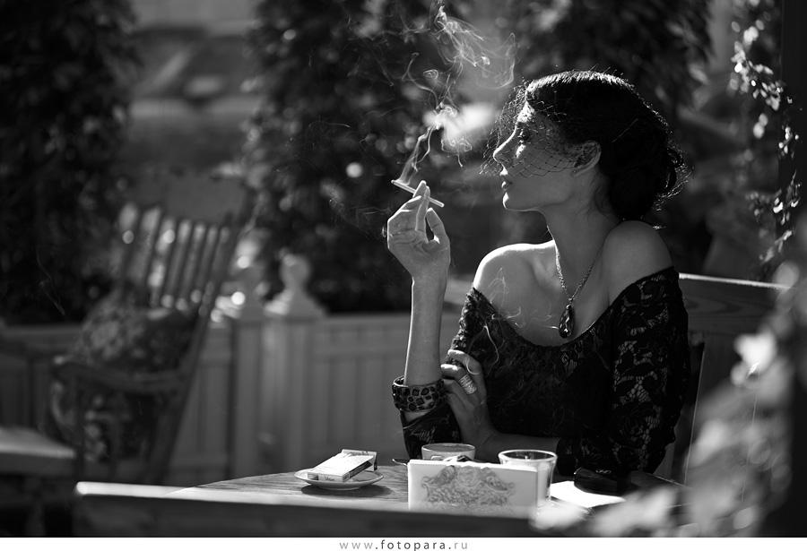 Таинственная незнакомка в вуали / Ника Вайпер, фотографы - fotopara