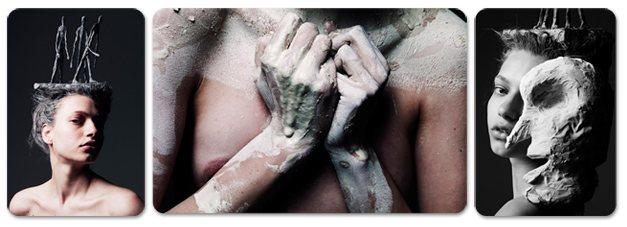 Tribute to Giacometti by Gianluca Fontana / памяти Альберто Джакометти