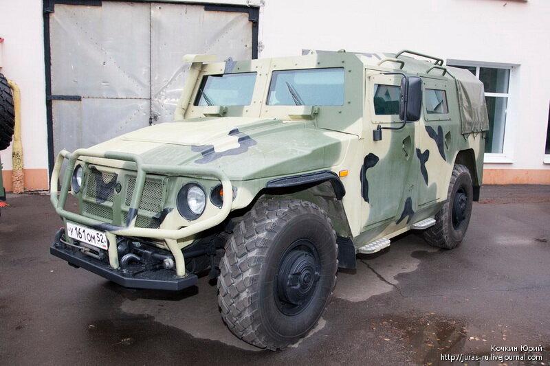 Автомобиль многоцелевого назначения ВПК-233036 Тигр-6а. Технический облик военного автомобиля многоцелевого назначения XXI века