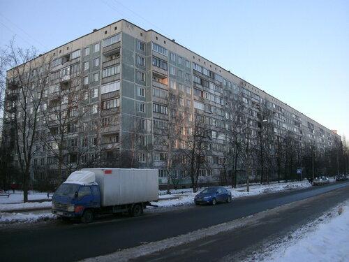 ул. Академика Константинова 10к1