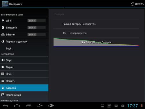 Perfeo 9706-IPS, скриншот
