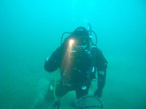 Спасателям МЧС не удалось обнаружить пропавшего на Маяке дайвера