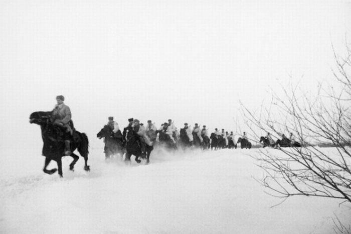 Soviet First Guards Calvary Corps