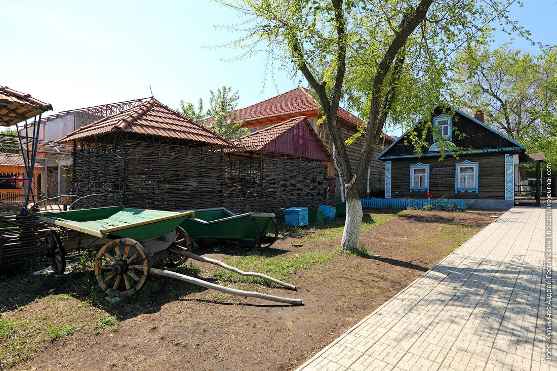 Мордовская усадьба национальная деревня народов Саратовской области
