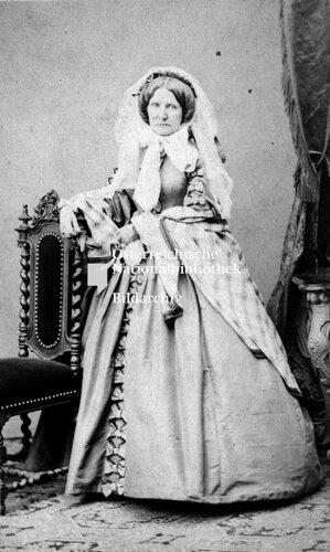 Welden, Charlotte Freifrau