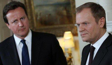 Дональд Туск не принял предложения Британии о её статусе в ЕС
