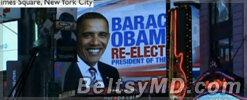Выборы в США — второй «заход» Обамы в Белый дом