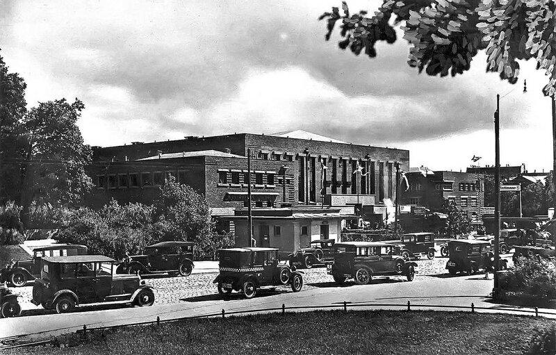 Кёнигсберг. Дом техники 1930е.jpg