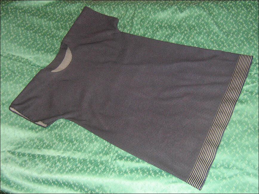 Как сшить теплое платье своими руками быстро