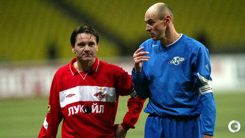 Дмитрий Аленичев и Виктор Онопко