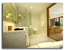 Малайзия. Лангкави. BerjayaLangkawi_Rainforest_Studio_-_Bathroom_View