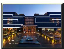 ОАЭ. Абу Даби. Fairmont Bab Al Bahr