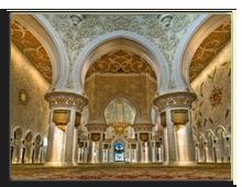 ОАЭ. Абу Даби. Мечеть шейха Заеда. Фото MQ Naufal - shutterstock
