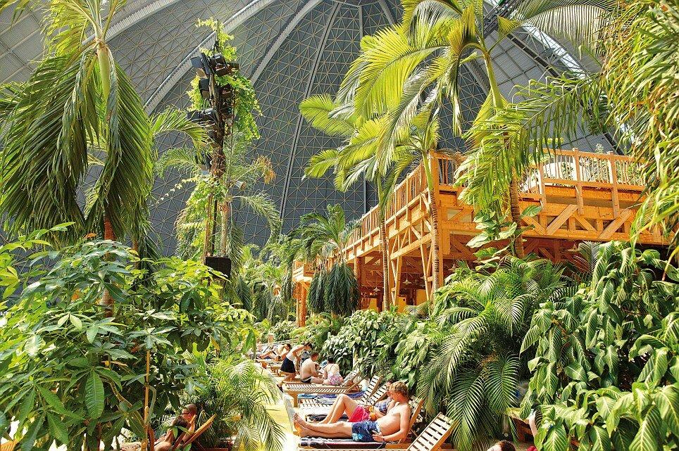Бранденбургский тропический рай