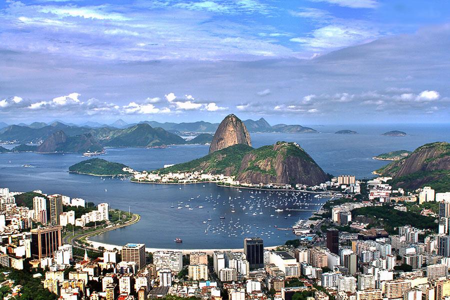 Слетать в Бразилию можно без малого за 40 тысяч рублей
