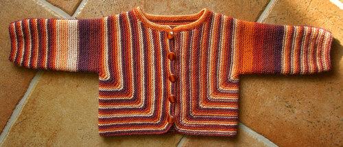 Кофточка Baby Surprise Jacket by Elizabeth Zimmermann. Обсуждение на LiveInternet - Российский Сервис Онлайн-Дневников