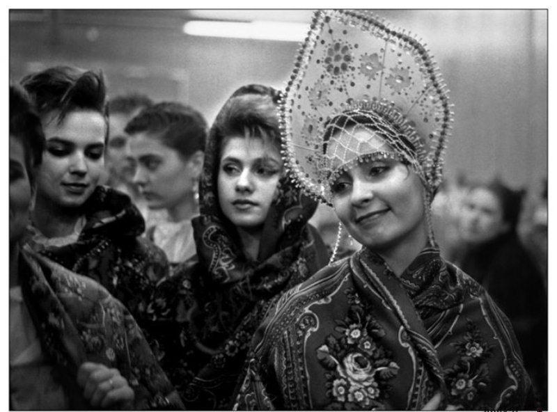 Первый советский конкурс красоты