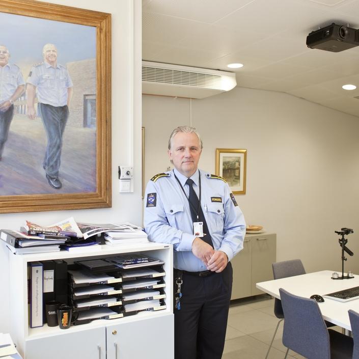 Фоторепортаж из самой гуманной норвежской тюрьмы