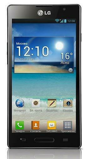 Смартфон LG Optimus L9